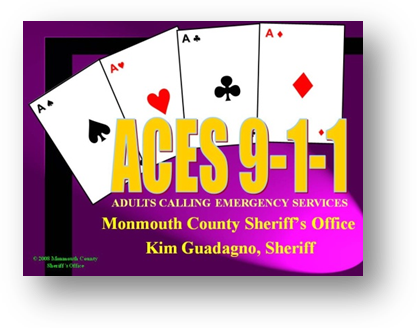 9-1-1 Outreach – Monmouth County Sheriff's Office