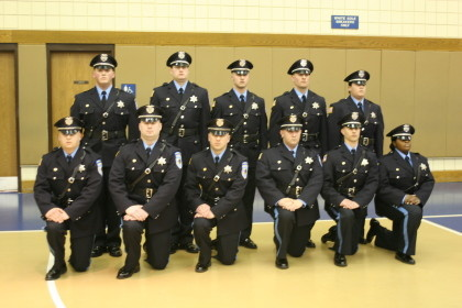 Corrections Officer graduates