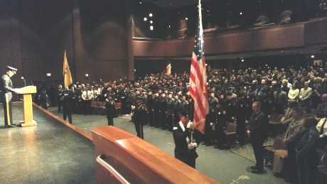 Police Academy Graduation Dec. 11