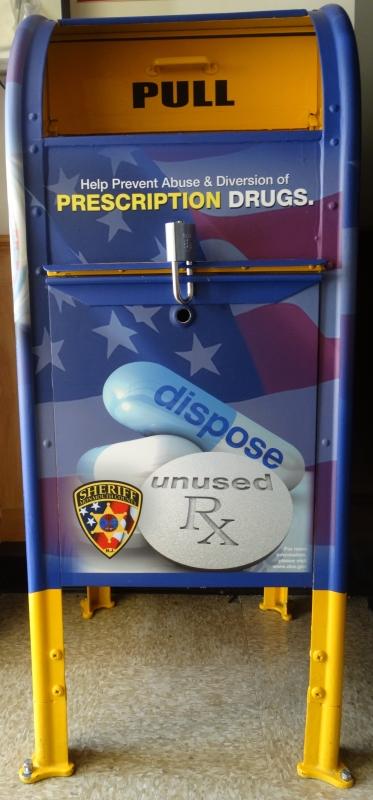 MCSO Drop Box