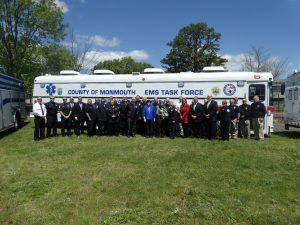 Monmouth Co EMS Task Force Pic