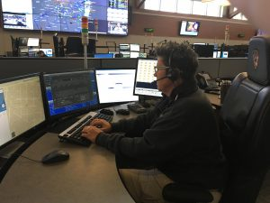 Monmouth County 911 Comms Center