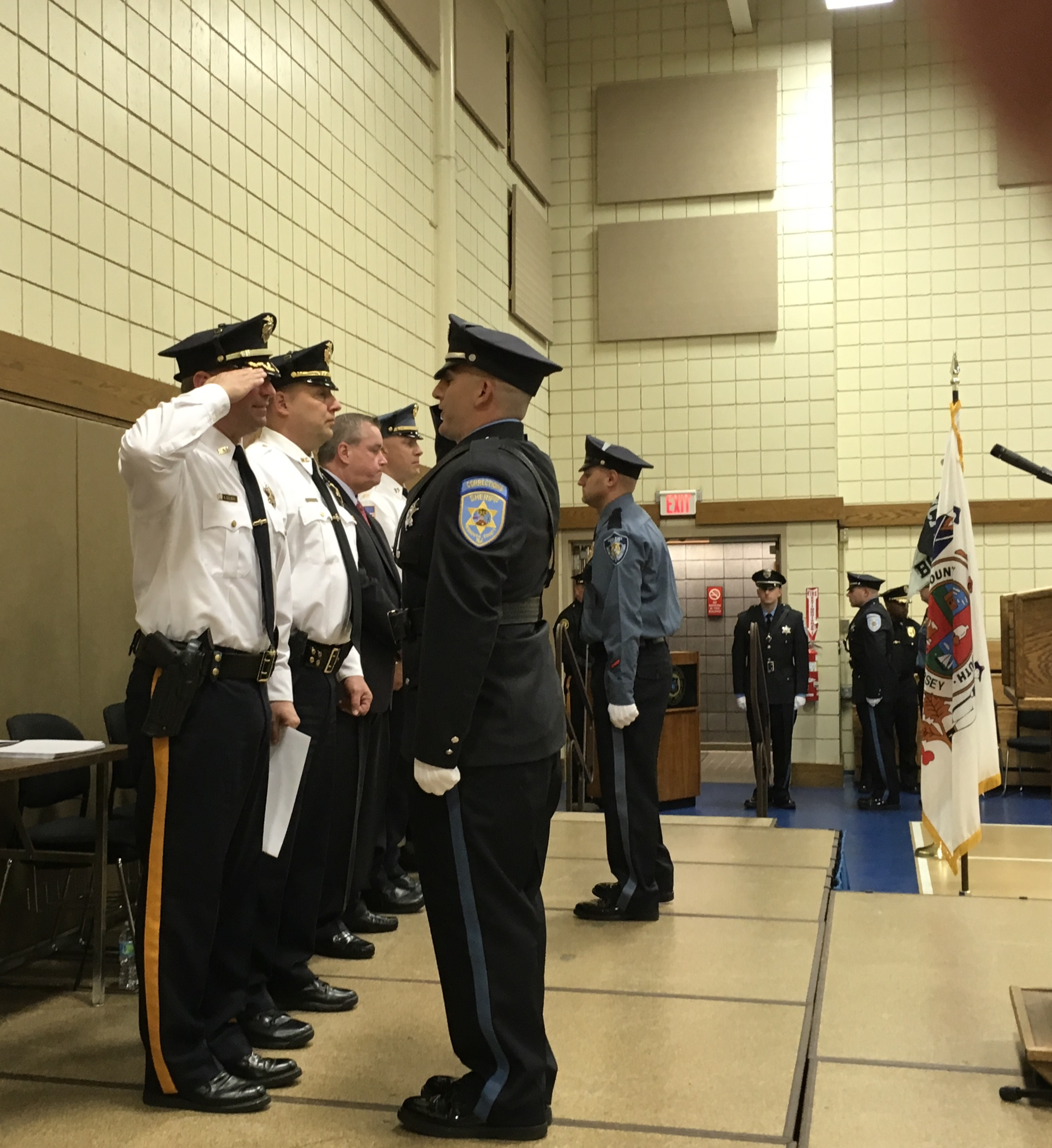 Monmouth County Sheriff's Office Corrections Officers