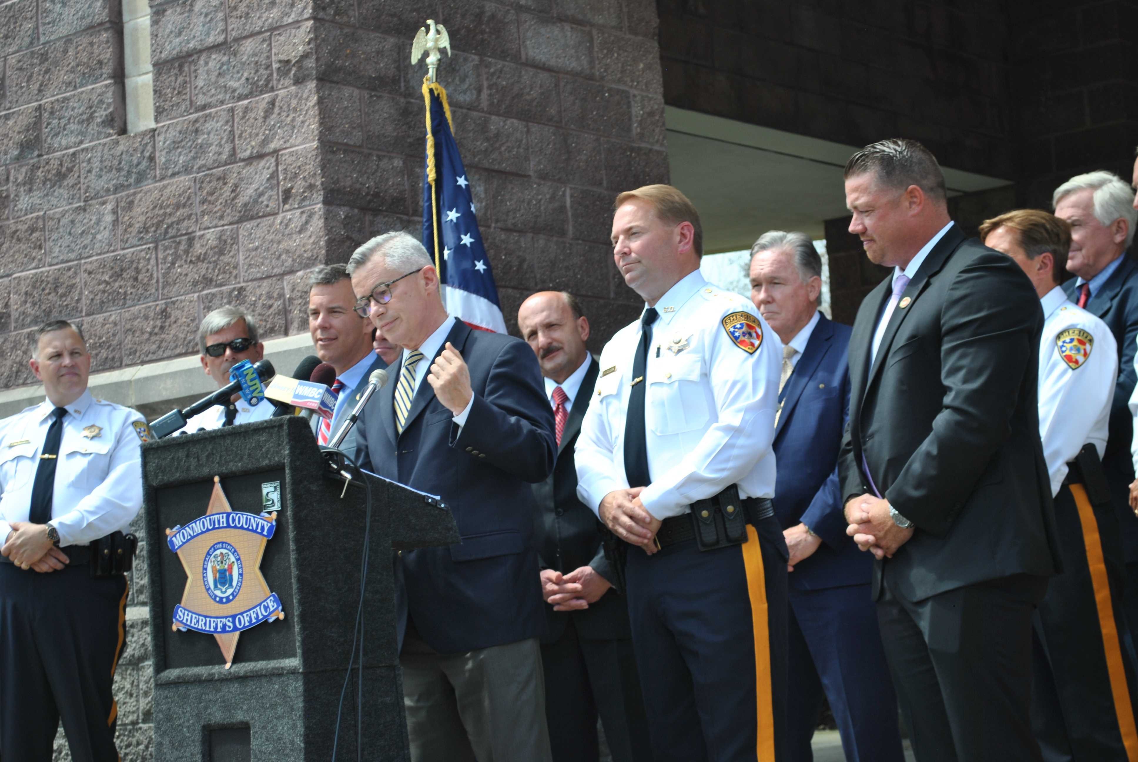 Sheriff, Prosecutor & Partners In Drug Recovery Services