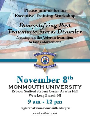 Past VSC Events – Monmouth County Sheriff's Office