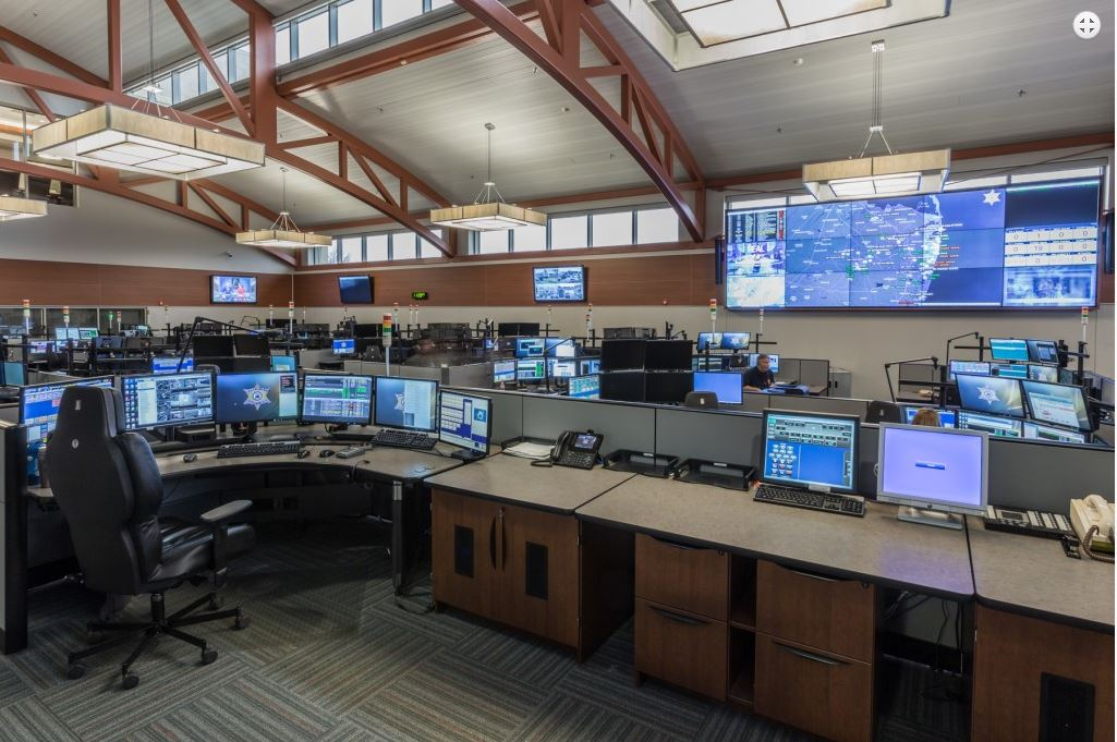 Astonishing 9 1 1 Communications Center Monmouth County Sheriffs Office Interior Design Ideas Tzicisoteloinfo